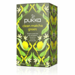 Pukka Thee Clean Green Tea