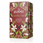 Pukka Thee Vanilla Chai  20 stuks