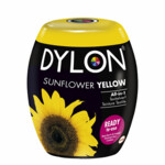 Dylon Textielverf Yellow Sunflower