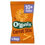 Organix Baby Knabbels 10+ m Wortel  4x15 gr
