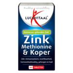 Lucovitaal Zink Methionine & Koper