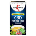 Lucovitaal Thee Hennep CBD