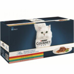 Gourmet Perle Mini Filets Multipack Vlees - Vis  60 x 85 gr