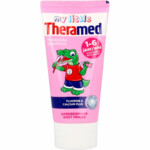 Theramed Tube Junior Aardbei 3+