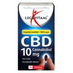 Lucovitaal CBD Cannabidiol 10 mg