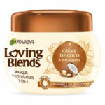 Garnier Loving Blends Kokosmelk en Macadamia Haarmasker  300 ml