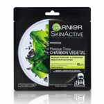 Garnier SkinActive Tissue Gezichtsmasker Pure Charcoal