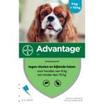 Advantage 100 Anti-vlo Hond 4 - 10 kg