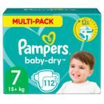 Pampers Baby Dry Luiers Maat 7 (15 kg+)