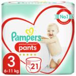 Pampers Premium Protection Luierbroekjes Maat 3 (6-11kg)