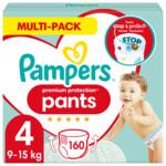 Pampers Premium Protection Luierbroekjes Maat 4 (9-15 kg)