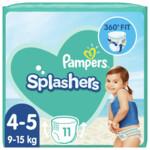 3x Pampers Splashers Zwemluiers Maat 4-5 (9-15 kg)