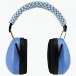 Alecto Gehoorbeschermer Kinderen Blauw