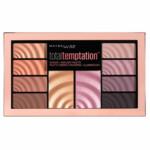 Maybelline Total Temptation Oogschaduw- en Highlight Palette