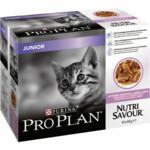 Pro Plan Junior Kat Kalkoen