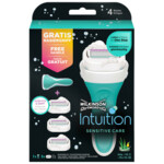 Wilkinson Woman Scheerapparaat Intuition Sensitive Care