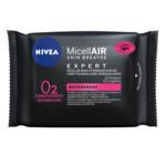 Nivea MicellAIR Skin Breathe Professional Reinigingsdoekjes  20 stuks