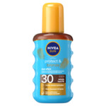 Nivea Sun Protect & Bronze Olie Spray SPF 30