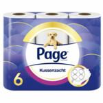 Page Toiletpapier Kussenzacht