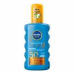 Nivea Sun Protect & Bronze Zonnespray SPF 50