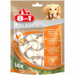 8in1 Delights Bone XS