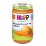 Hipp Maaltijd 12 mnd Gemengde Groente met Rundvlees
