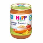 Hipp Maaltijd 8 mnd Gemengde Groente met Ham