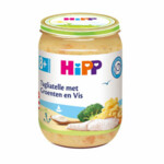 Hipp Maaltijd 8 mnd Tagliatelle met Groente en Vis