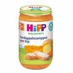 Hipp Maaltijd 12 mnd Aardappelstamppot met kip