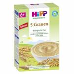 Hipp 5 Granen Pap 6 mnd Biologisch