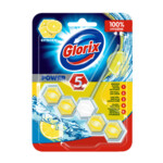 Glorix Toiletblok Power 5 Lemon