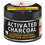 Lucovitaal Tandpoeder Activated Charcoal