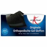 Lucovitaal Orthopedische Gel Sloffen Zwart 38-39