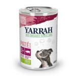 Yarrah Bio Pate in Blik Hondenvoer Varken