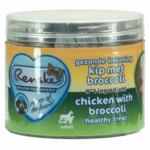 Renske Gezonde Beloning Hartjes Kip - Broccoli  100 gr
