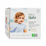 Naty Billendoekjes Sensitive (3-pack) Ongeparfumeerd