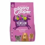 Edgard & Cooper Hondenvoer Hert en Scharreleend  2,5 kg