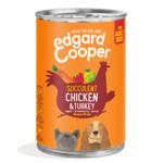 Edgard & Cooper Blik Vers Vlees Kip en Kalkoen