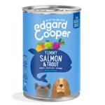 Edgard & Cooper Blik Vers Vlees Zalm en Forel