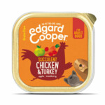 Edgard & Cooper Kuipje Vers Vlees Kip - Kalkoen