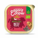 Edgard & Cooper Kuipje Vers Vlees Bio Rund  100 gr