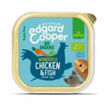 Edgard & Cooper Kuipje Vers Vlees Puppy Bio Kip en Vis