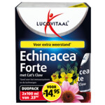 Lucovitaal Echinacea Extra Forte & Cat's Claw  2 x 100 ml