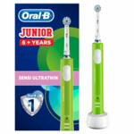 Oral-B Junior 6+ Jaar Groen Elektrische Tandenborstel