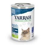 Yarrah Bio Pate In Blik Kattenvoer Vis