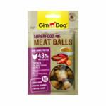 GimDog Superfood Meat Balls Kip - Zoete Aardappel en Gierst