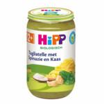 Hipp Maaltijd 12 mnd Tagliatelle met Spinazie en Kaas