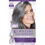 3x Schwarzkopf Keratine Color Haarverf S03 Intens Zilvergrijs