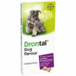 Drontal Dog Flavour Vanaf 10 kg