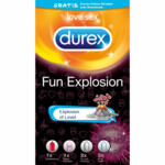Durex Condooms Emoji Feel Fun